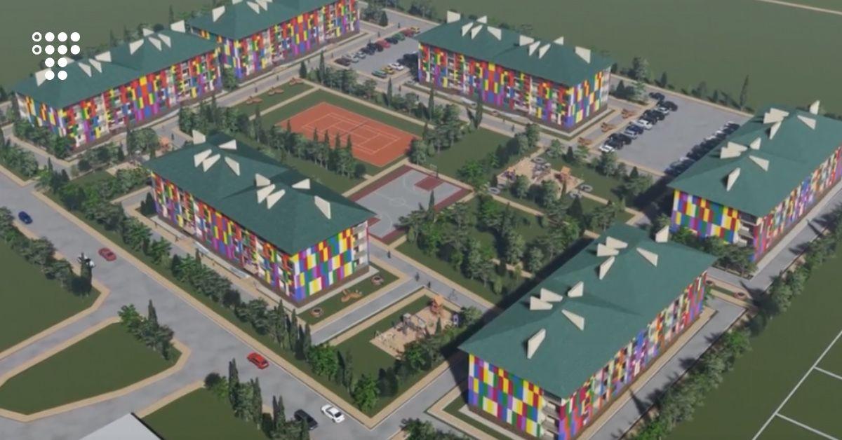 На Херсонщині побудують містечко для переселенців з анексованого Криму