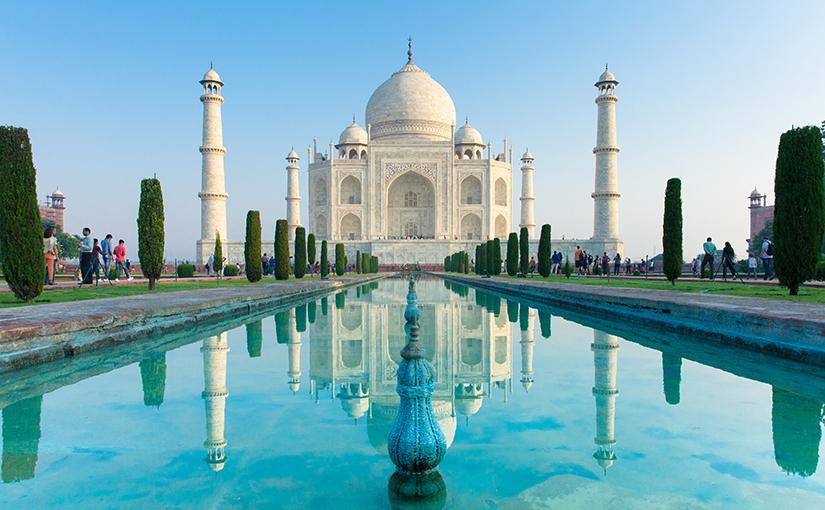 Тадж-Махал – легенда живая, что построил султан, для жены создавая!