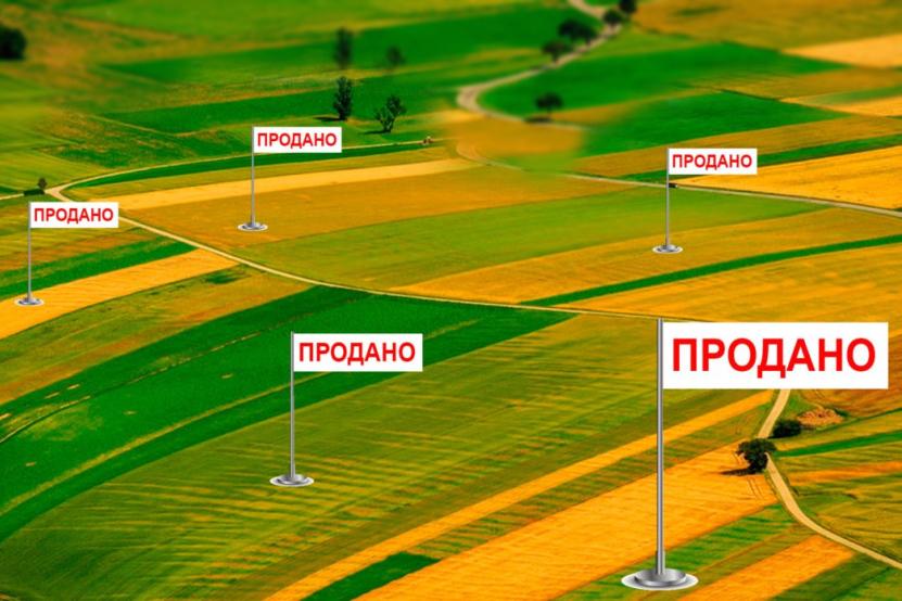 Рынок земли в Украине запустят с новыми правилами