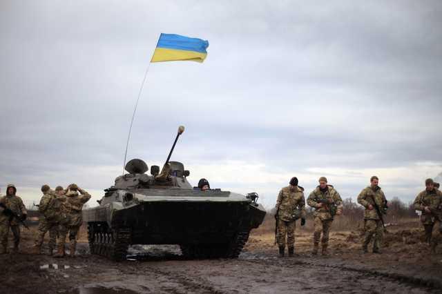 «Ихтамнеты» 12 разів обстріляли українські позиції