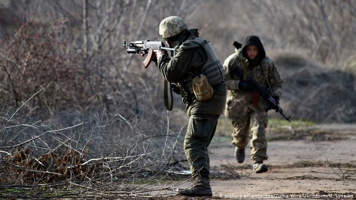 За неделю уничтожены пятеро наемников РФ и две единицы техники, — пресс-центр ОС