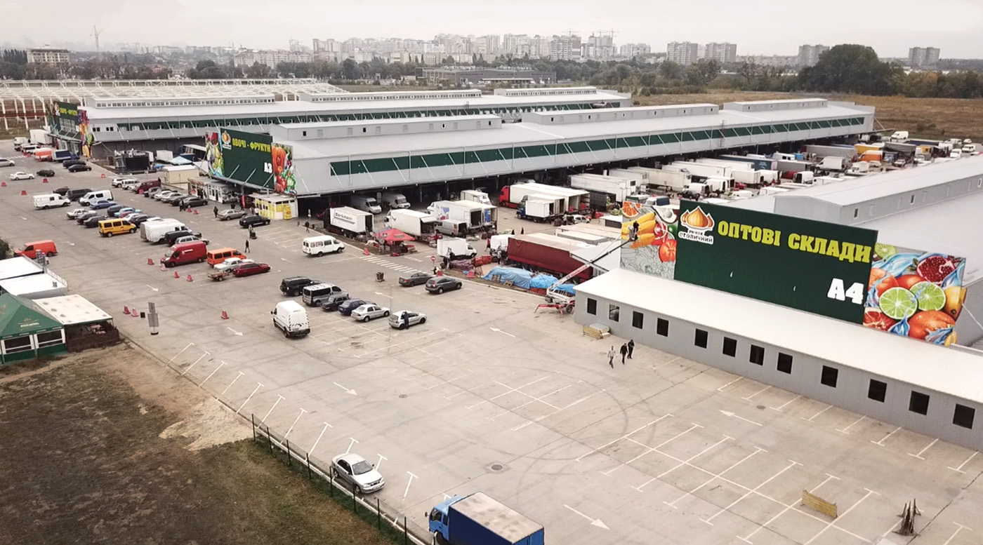 Руководство рынка «Столичный» причастно к перестрелке в Броварах, — СМИ