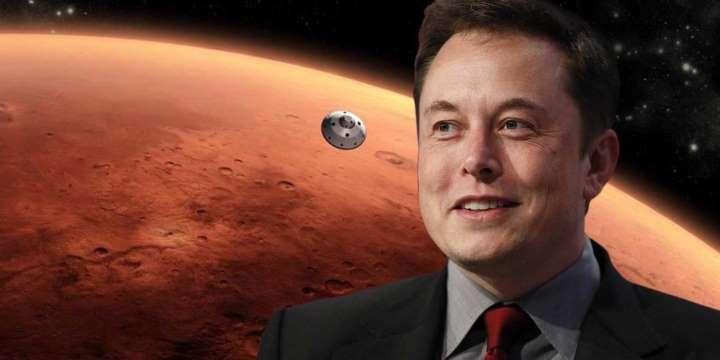Ілон Маск розповів, коли хоче розраховує відправити експедицію на Місяць