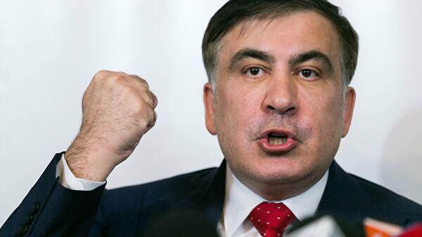 Халява закончилась. Если мы не осушим это болото абсурда — Украины не будет, — Саакашвили