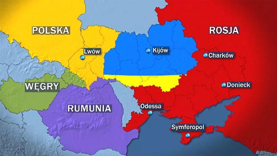 Россию заподозрили в подготовке сепаратистского сценария на юге Украины