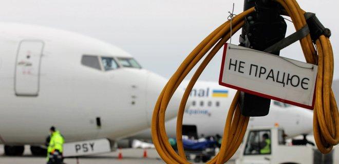 Полеты украинских самолетов за границу отменяются: в МАУ приняли важное решение