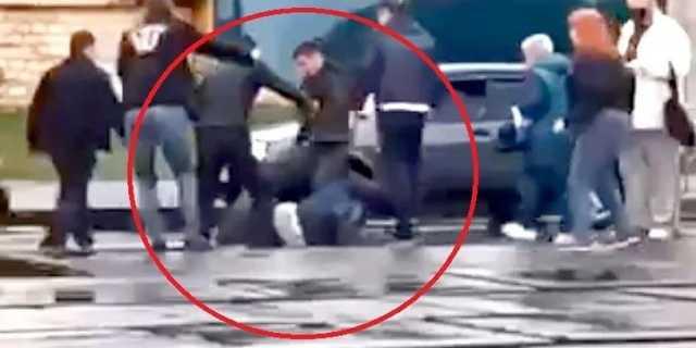 Чоловіків, які побили в Києві водія трамвая за прохання одягнути маски, затримали: їм загрожує