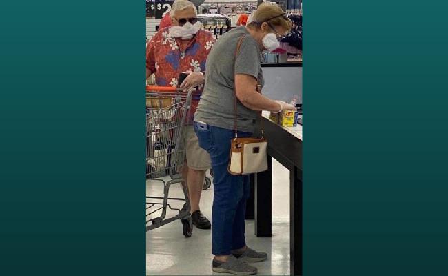 В супермаркете АТБ разгорелся скандал из-за необычной маски (ВИДЕО)