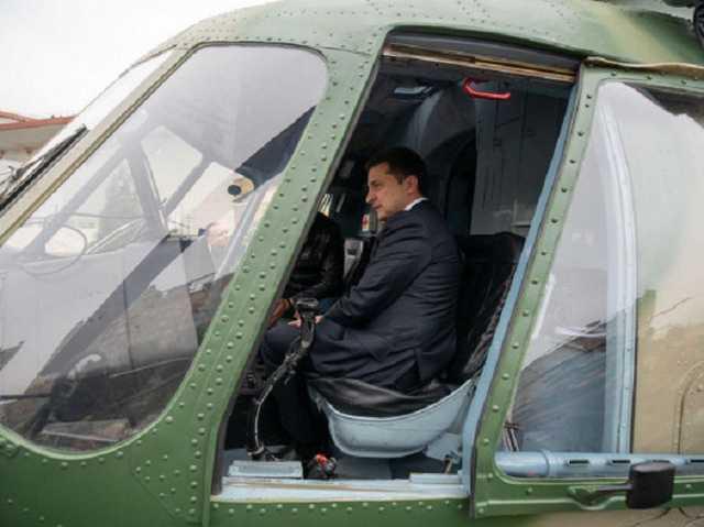 Проинспектирует лично: Зеленский НЕОЖИДАННО высадился в пострадавшем от наводнения Прикарпатье