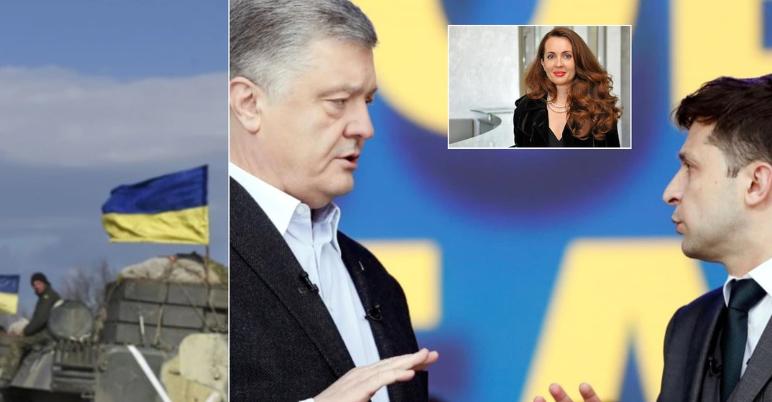 Если повторить дебаты Порошенко и Зеленского, президенту сказать будет нечего, – волонтер Юсупова