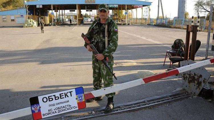 «ДНР» закрывает пункты пропуска на линии разграничения с Украиной с 28 июня. Названа причина