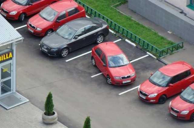 За «героев парковки» взялись вандалы