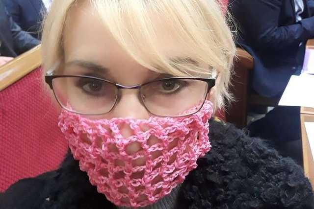 Богуцкая призвала украинцев массово стучать на врачей в полицию