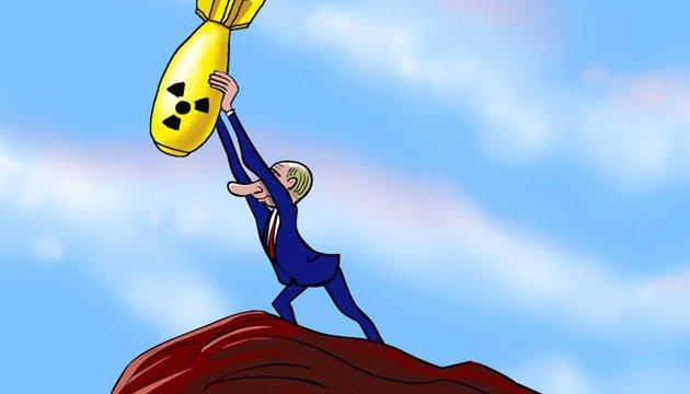 Путин разрешил применять ядерное оружие в ответ на угрозу имуществу России