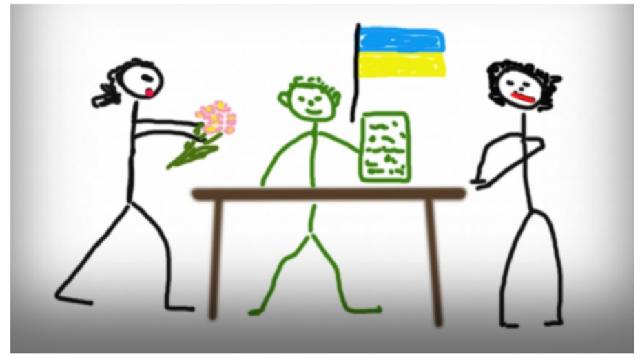 Херсонські журналісти оголосили протест проти Зеленського (фото)