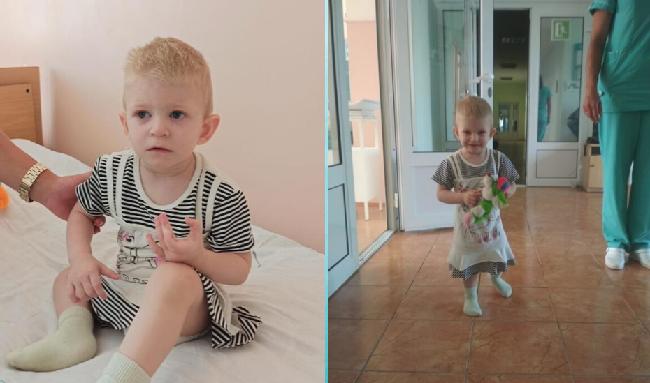 Полиция разыскивает родителей двухлетней девочки, найденной ночью в районе железнодорожных путей в Шостке. ФОТО