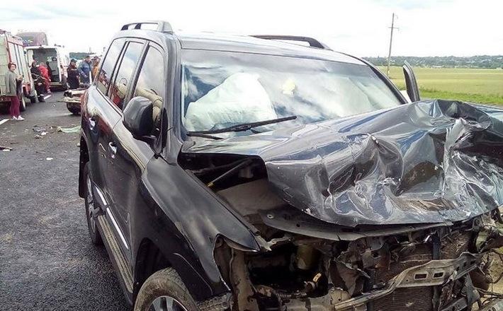 Авария на Черкасщине закончилась трагедией для двух семей, выжили только дети