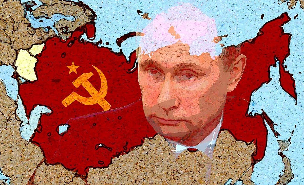 Путину страшно… Путин торопится… Он уже не может больше скрываться в своем бункере…