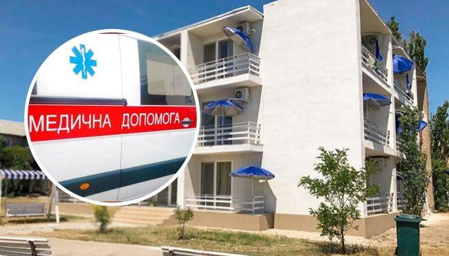 В Кирилловке с баз отдыха десятки «скорых» увозят людей с температурой под 39 градусов