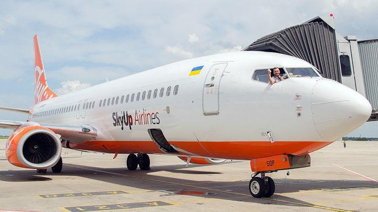 SkyUp отменил три направления по Украине. Как вернуть деньги за билеты