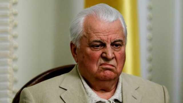 Кравчук отреагировал на идею Зеленского назначить его в ТКГ по Донбассу