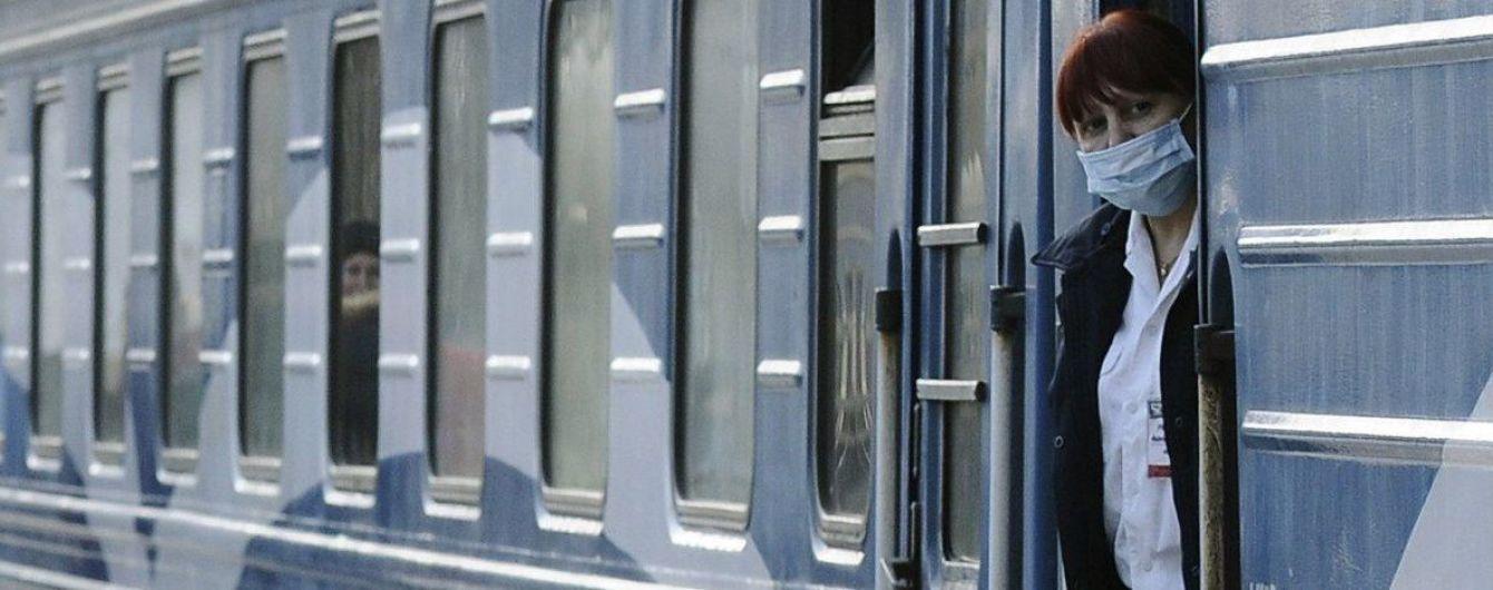 Через карантин потяги не зупинятимуться в Луцьку та Тернополі