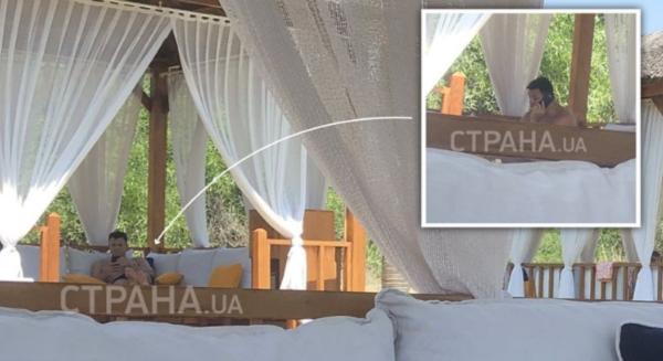 Николай Тищенко и Ирина Билык «засветились» в дорогостоящем отеле на популярном курорте