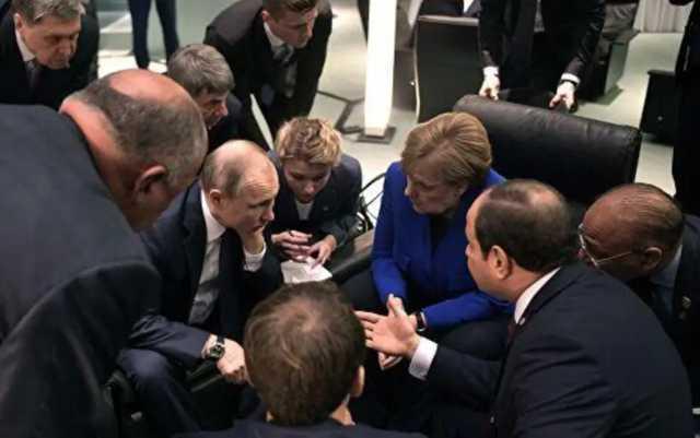 Встреча в Берлине: Украину будут «склонять к уступкам» всеми средствами