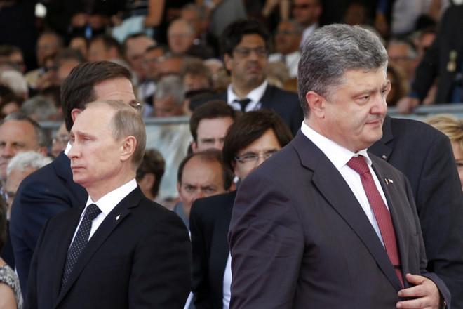 Порошенко не поздравлял Путина с днем России в 2014 году, – Песков