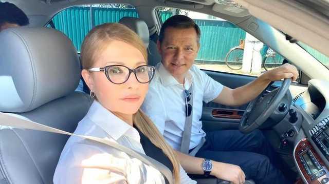 «Московская Зозуля» и «чихуахуа Порошенко». Соцсети комментируют агитацию Тимошенко за Ляшко