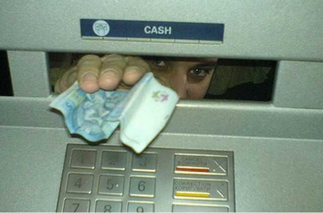 Ушлые мошенники научились обманывать банкоматы: как это происходит