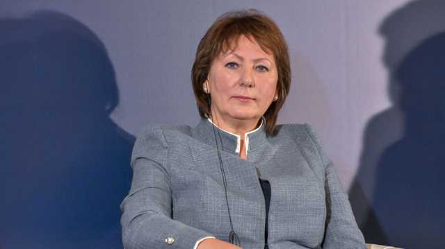 Глава Верховного суда Данишевская заработала за июль более полумиллиона гривен