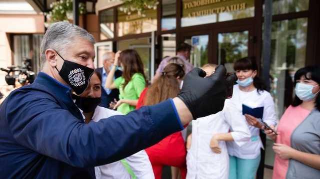 Порошенко вернулся из Турции рейсом за 15 тысяч евро