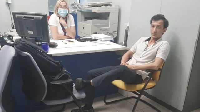 Захвативший банк в киевском бизнес-центре террорист оказался гражданином Узбекистана — Геращенко