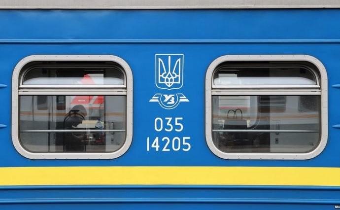 Десятки пассажиров с детьми устроили карантинный бунт в поезде из Херсона