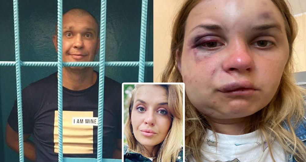 Девушку, которая ехала из Запорожья в Киев с ребёнком, в поезде избuлu и пытались изнасuловать (ФОТО, ВИДЕО)