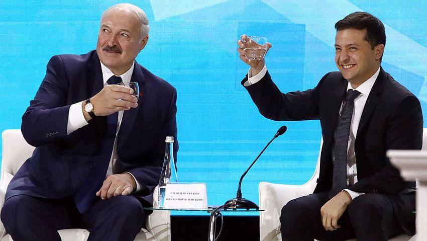 «Зеленский, не позорься — запиши видео к Лукашенко. С призывом остановиться пока не стало поздно»
