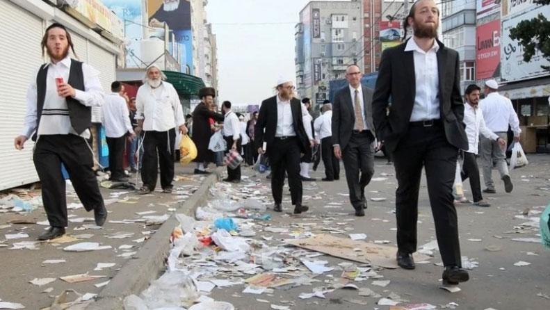 Мер Умані готовий заблокувати в'їзд для хасидів і хоче зустрічі з Зеленським