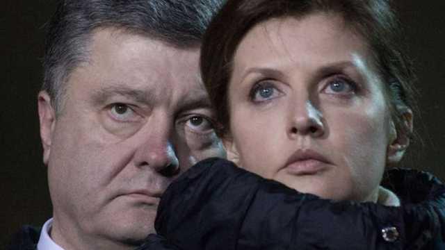 Умер отец Марины Порошенко, супруги пятого президента Петра Порошенко