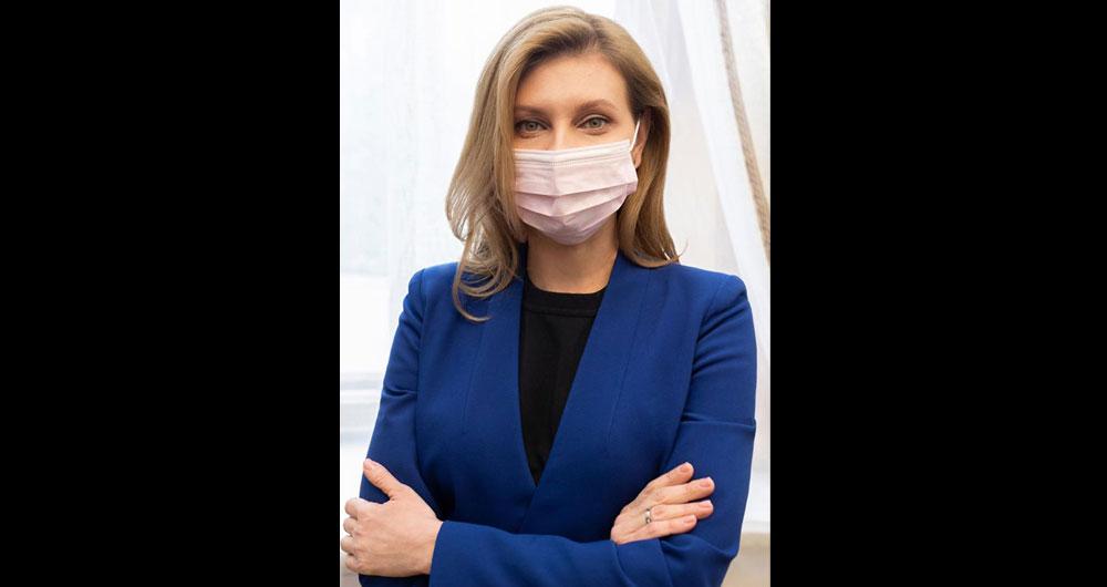 Олена Зеленська: «Мій перший допис після довгої паузи, пов'язаної із захворюванням на COVID-19»