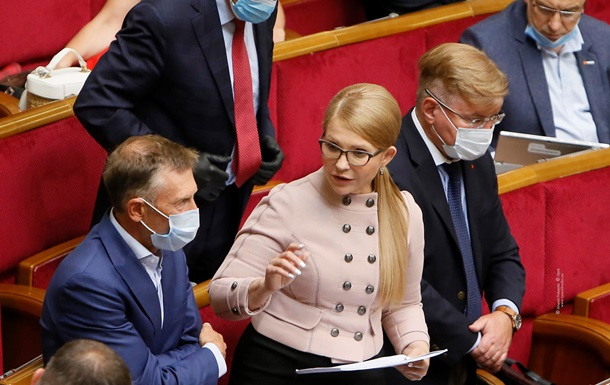 СМИ: «Юлия Тимошенко заразилась коронавирусом»