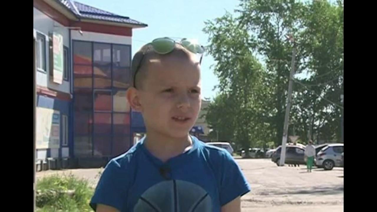 10-летний мальчик увидел мужчину, лежащего на тротуаре, и спас ему жизнь! А взрослые проходили мимо!