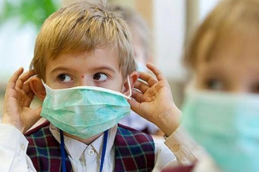 Дитину не пускають до школи, через алергію на маску, що робити?
