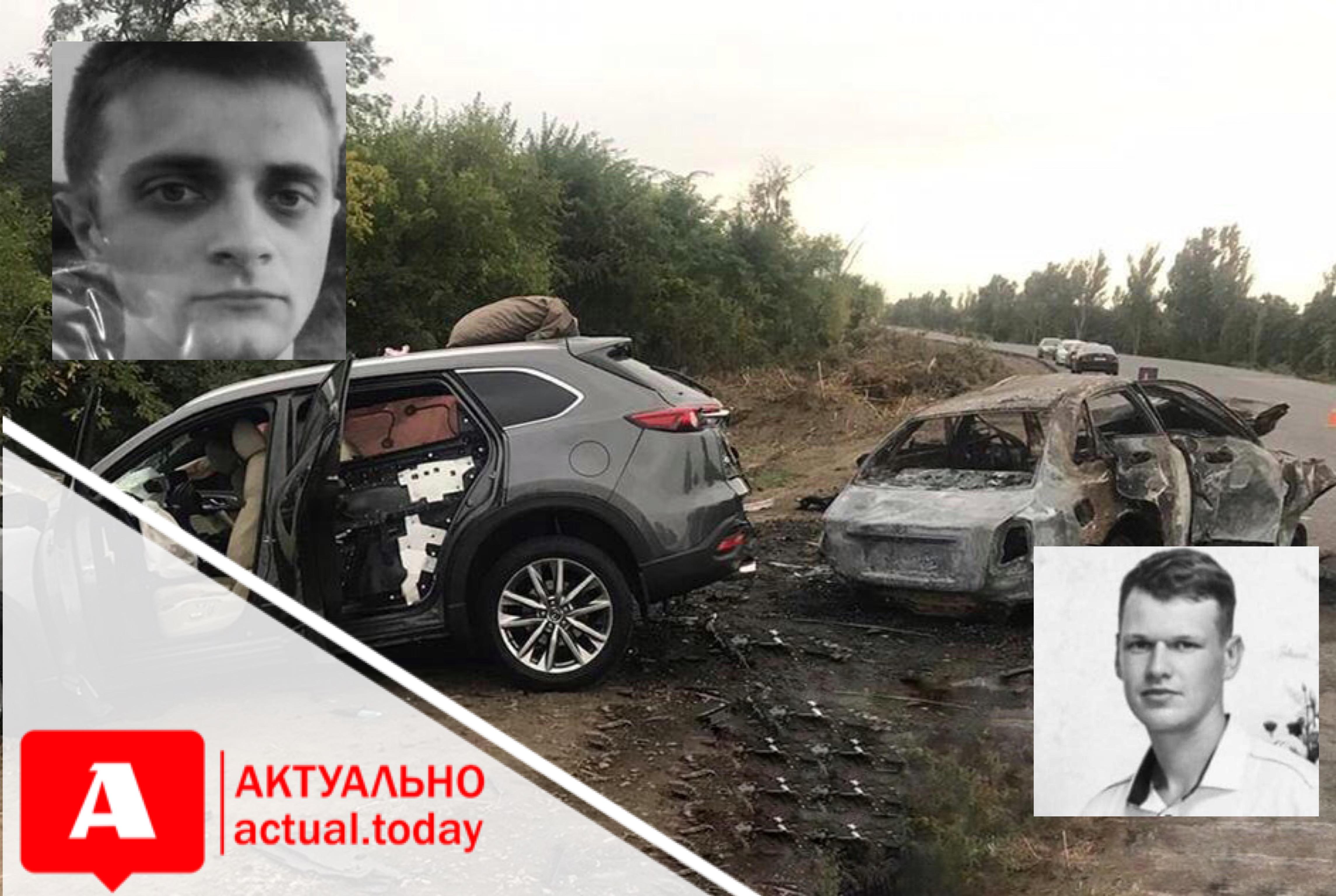 За рулем «Мазды» был полицейский: новые подробности ДТП возле Степногорска, в результате которого сгорели два парня (ФОТО, ВИДЕО)