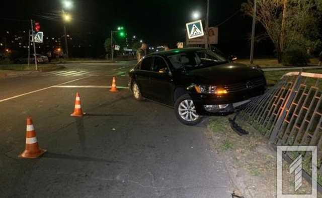 Стало известно о состоянии ребенка, сбитого в Кривом Роге на пешеходном переходе