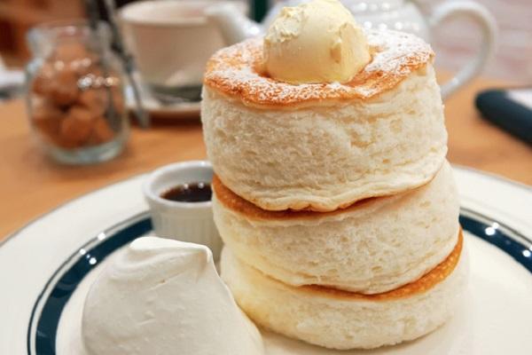 Не суфле, а блинчики! Как японцы готовят эту красоту на простой сковородке