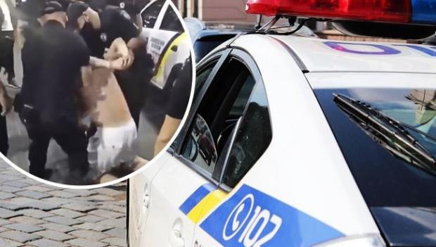 Коронавірус, коронавірус: в Одесі хлопці влаштували бійку з поліцією через маску (відео)