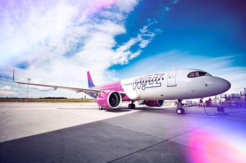 Лоукостер Wizz Air отменил ряд авиарейсов из Запорожья