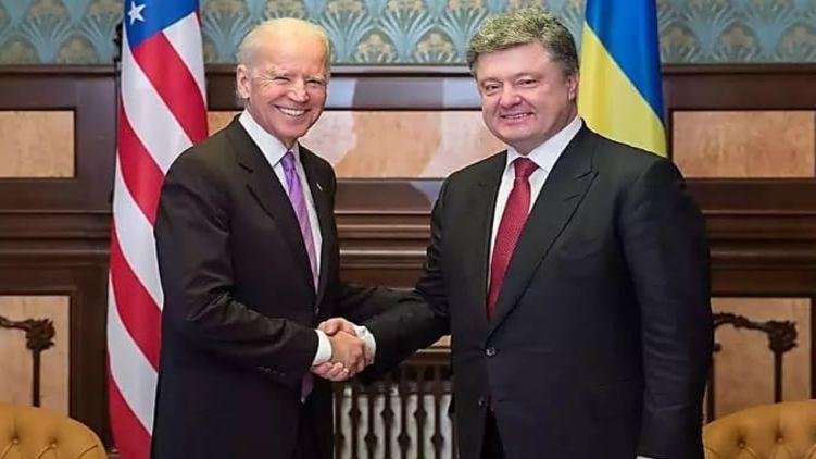 Байден назвал Трампа собакой, а Порошенко — отцом украинской нации — новые пленки Деркача