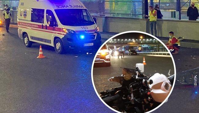 ДТП в Киеве: появились новые детали трагедии аварии (видео)